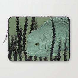 Under water Funky Fish Laptop Sleeve