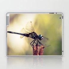 Dragonfly Smiles Laptop & iPad Skin