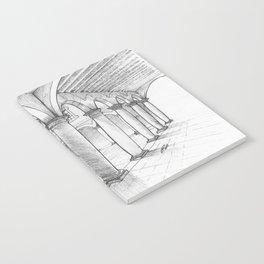 Courtyard Notebook