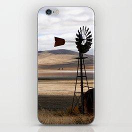 Rural Landscape of Rolling Hills in Australia iPhone Skin