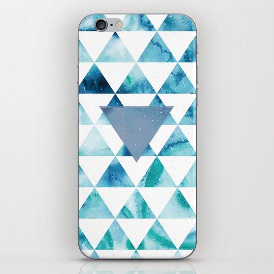 Triangle Sky iPhone & iPod Skin