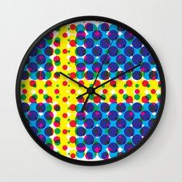 Sweden Wall Clock