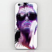 30 rock iPhone & iPod Skins featuring 30. by BABA-G | arts and crafts