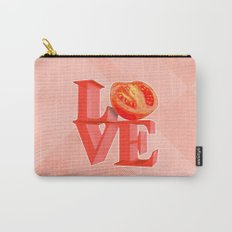I LOVE TOMATO !!! Carry-All Pouch