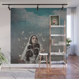 The Concrete Room Wall Mural