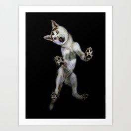 Underdogs Project Art Print
