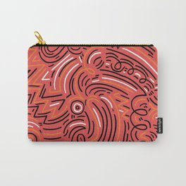 squiggle wiggles 005 Carry-All Pouch