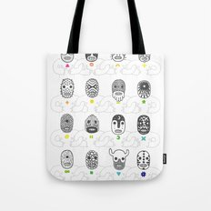 (The Ghosts of our) Forefathers Tote Bag