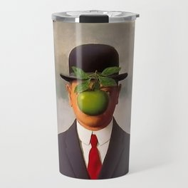 The Son of Man Travel Mug