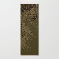 combat Canvas Print