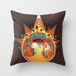 Element Throw Pillow