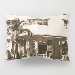 Collins Avenue, Miami Beach Pillow Sham