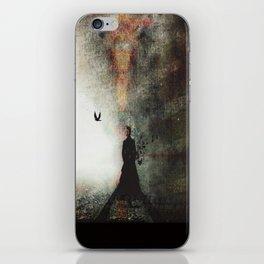 Saint Atropa iPhone Skin