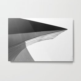 FORMALITIES 7 Metal Print