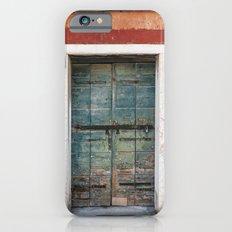 Metal Door Slim Case iPhone 6s