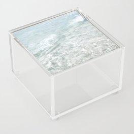 Translucent Waves Acrylic Box