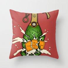 Champnade Throw Pillow