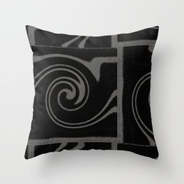 Change at Midnight Throw Pillow