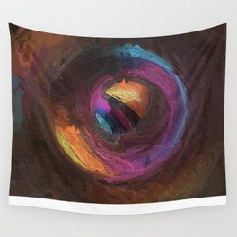 Abstract Mandala 159 Wall Tapestry