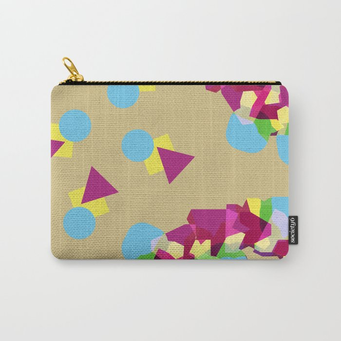 Color Forms Carry-All Pouch