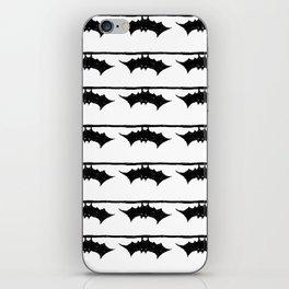 Bat friend iPhone Skin