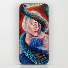 """Lilith"" Painting iPhone Skin"