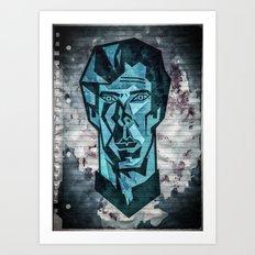 The Great Detective Art Print