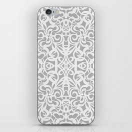 Floral Abstract Damasks G17 iPhone Skin