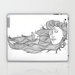 Seasick Laptop & iPad Skin