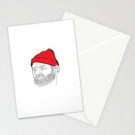 Captain Zissou Stationery Cards