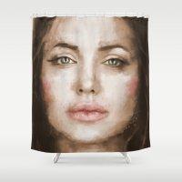 Jolie Shower Curtain