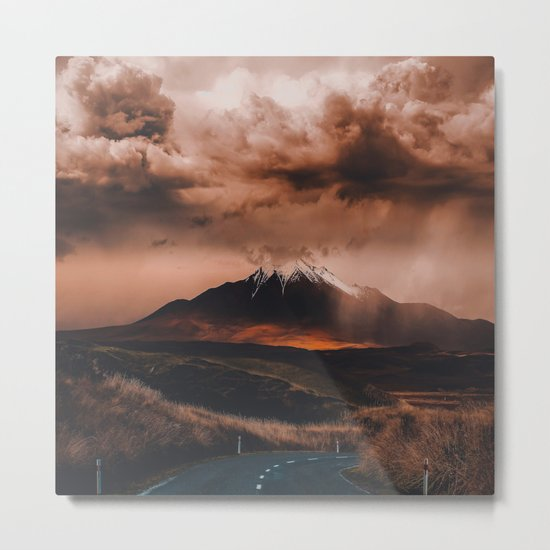 Journey of Life Metal Print by StayWild | Society6