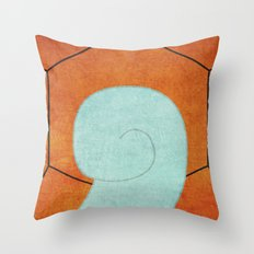 Squirtle, Squirt! Throw Pillow
