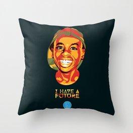 Rafiki Familia - Phillip Throw Pillow