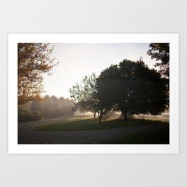 September morning Art Print