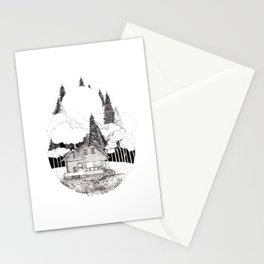 CANADA home Stationery Cards