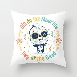 Dead day Throw Pillow