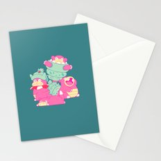 Slow Your Role Stationery Cards
