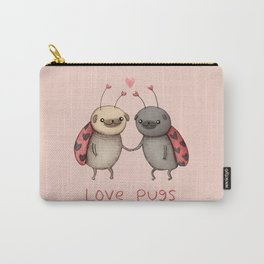 Love Pugs Carry-All Pouch