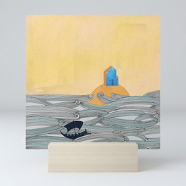 Island Mini Art Print