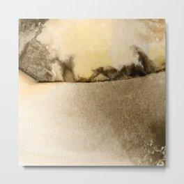 A Serene Life 1D - by Kathy Morton Stanion Metal Print