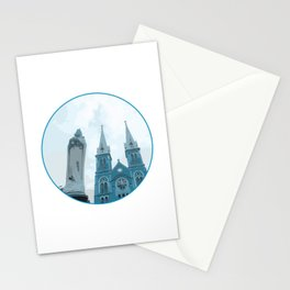 Vietnam Notre Dame Cathedral Ho Chi Minh City Stationery Cards