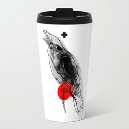 crow_inside Travel Mug