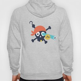 Arr Dead Pirate Hoody