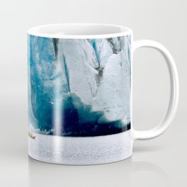 Ride to the Alaskan Glacier Coffee Mug