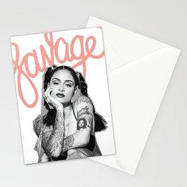 Kehlani SSS Set: SAVAGE Stationery Cards