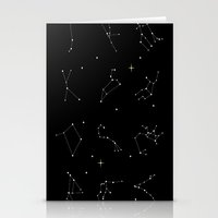 astrology Stationery Cards featuring Astrology by Elysia Oquist Design