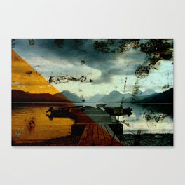 A New Moon...Picture It Canvas Print