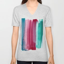 8  | Wash Brush | 190720 Unisex V-Neck