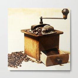 coffee grinder 5 Metal Print